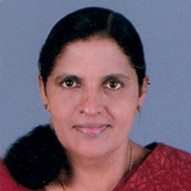 Smt. Dr. Chandhini David