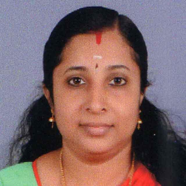 Smt. Priyadharshini. S. Nair